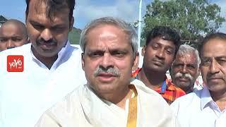 Andhra Pradesh Govt Advisor Parakala Prabhakar Visited Tirumala Temple