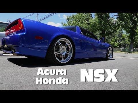Rob adds an NSX to the Super Speeders Garage