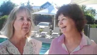 Embracing Life! Retreat Testimonial Deidre & Margaret