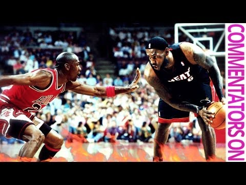 Commentators On - LeBron James vs. Michael Jordan Debate | Who'd You Pick To Start A Franchise With?