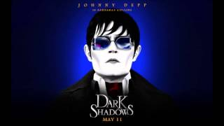 Elton John - Crocodle Rock - Dark Shadows Soundtrack
