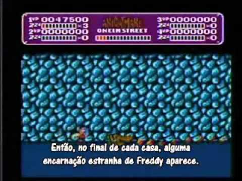 Nerd Revoltado dos Videogames: Episódio 13 – Um Pesadelo na Rua Elm (Legendado)