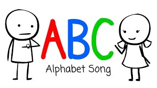 ABC Song for Children - Learn the Alphabet in English - Funny Animation