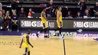 Northern Arizona Suns vs. South Bay Lakers - Condensed Game