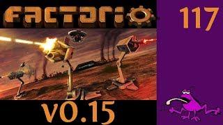 Oil Ratios, Factorio v0.15 Let's Play Ep #117
