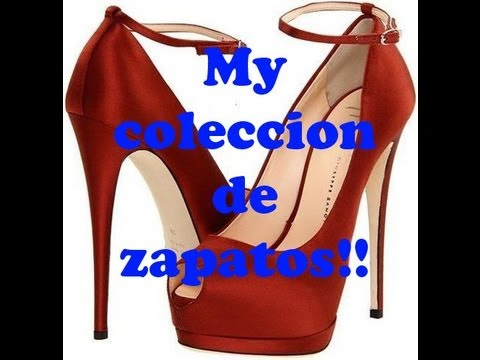 Mi Coleccion De Zapatos!! Heels,wedges,booties, video