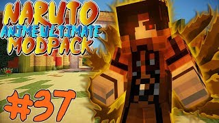 TROUBLE WITH CLONES!    Naruto Anime Ultimate Modpack Episode 37 (Minecraft Naruto Anime Mod)