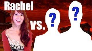 Rachel vs. 2 Jvloggers