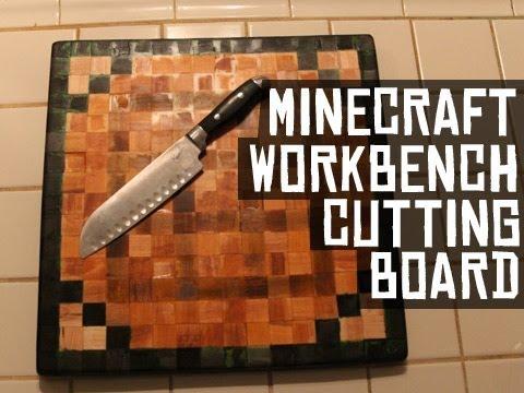 workbench plans minecraft