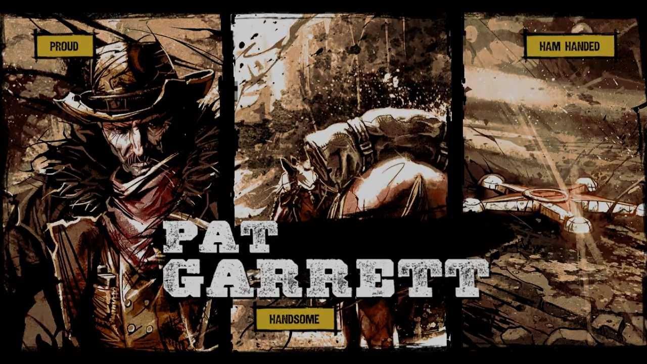 gunslinger gameplay