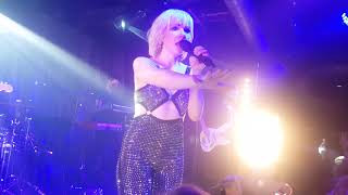 Carly Rae Jepsen  - Too Much At XOYO London On 29th May 2019