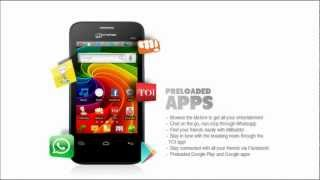 MICROMAX A56 Review