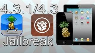 4.3.1 & 4.3 Untethered Jailbreak - Redsn0w Almost Complete