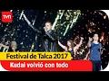 Kudai volvió con todo y lo demostró en Talca | Festival  de Talca 2017 mp3 indir