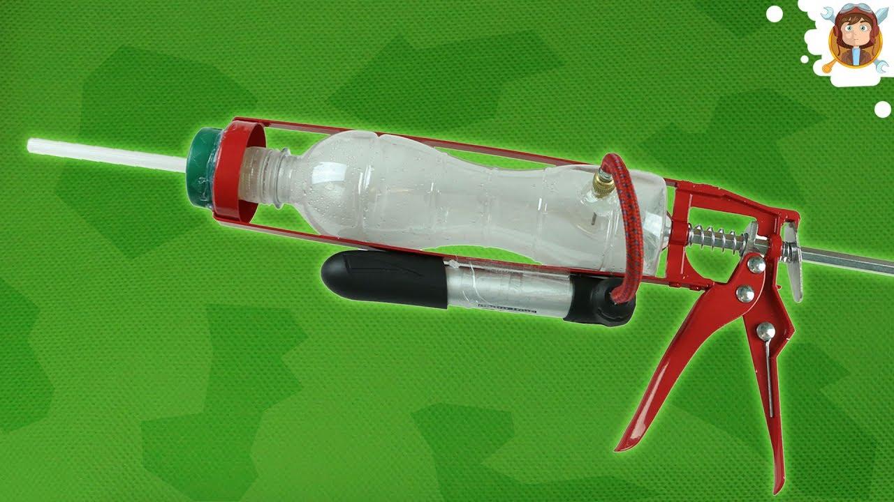 Как сделать дротик из бутылке
