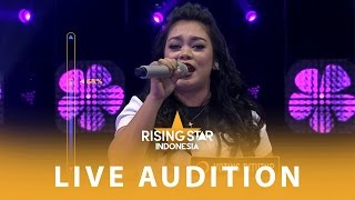 Theresia Tambunan Quot Better When I 39 M Dancin Quot  Live Audition 5  Rising Star Indonesia 2016