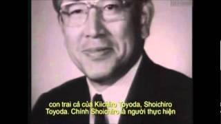 Toyota the global story