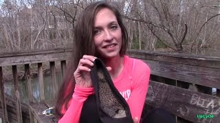 Upcycle: Natalie's black flats from high school review