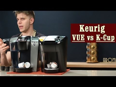 Keurig VUE vs Keurig K-Cup (revised) - Which one is the best for you?