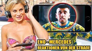 ENO - MERCEDES || LIVE REAKTIONEN VON DER STRAßE #42 - Leon Lovelock