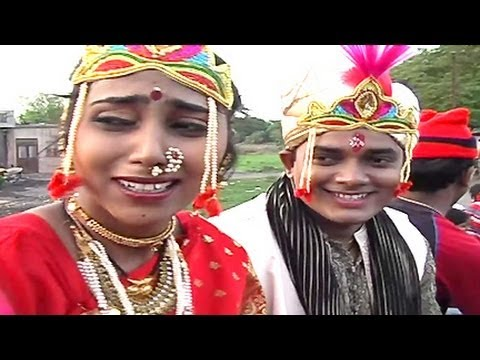 Jarichi Sari Nesun Ga - Marathi Koli Song video
