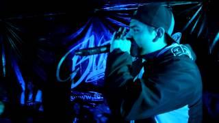 Aczino (MC4) VS Pime - Batalla de Freestyle (Exhibicion)