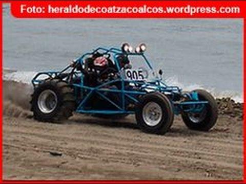 Entrevista Off Road Veracruz - Accion en la Baja TV