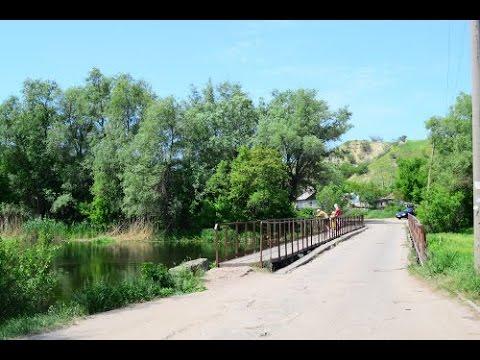 чистка реки Оскол в Канцедаловке