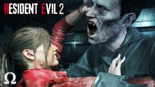 RESIDENT EVIL 2 IS HERE, CLAIRE CAMPAIGN WALKTHROUGH! | Resident Evil 2 Remastered / Remake LIVE #1