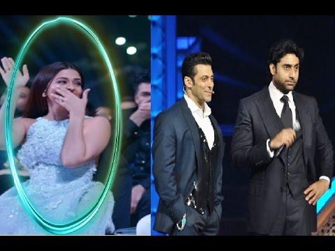 Abhishek Bachchan ने  उड़ाया Award Show में Salman Khan का मजाक, Aishwarya भी नहीं रोक पायी हंसीं