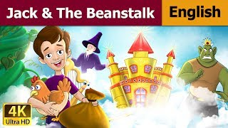 Jack and the Beanstalk in English | Story | English Fairy Tales