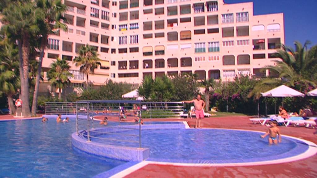 Vacaciones en marina d 39 or hotel marina d 39 or 3 youtube for Jardines marina d or