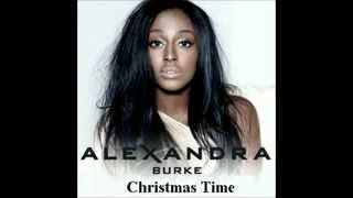 Watch Alexandra Burke Christmas Time video