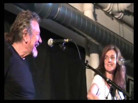 Patty Griffin ft. Robert Plant - Highway Song (London, May 2013)