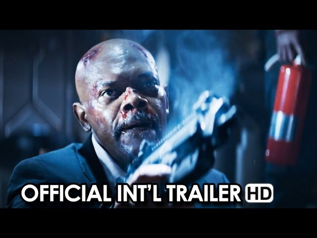 Big Game Official International Trailer #1 (2015) - Samuel L. Jackson HD