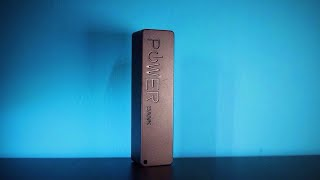 One Pound Review - Powerbank Battery