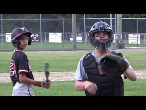Fall Baseball Scrimmage 9/7/17 Pt 1/3
