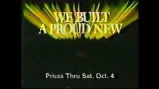 A&P ad, 1986