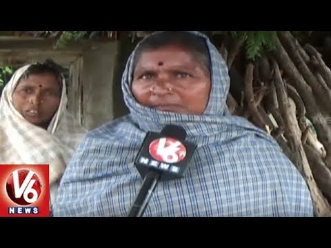 Chandurthi Village People In Panic Situation With Spread Of Seasonal Diseases | Sircilla | V6