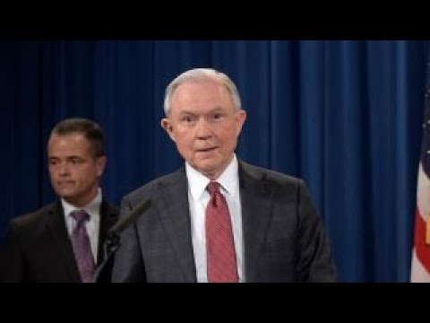 Jeff Sessions won't appoint second special council
