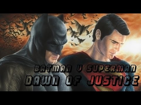 Batman v Superman: Daw of Justice – Teaser Trailer #1 (Fan-Made)