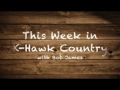 This Week in K-Hawk Country: Concert Announcement!