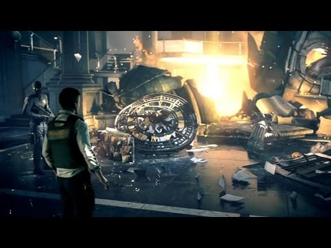 Quantum Break Trailer - Xbox One Reveal