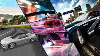 Die NEED FOR SPEED Reihe