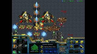 starcraft BW fastest 3:3 (cuando te sientes solo)