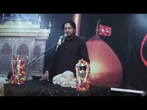 21 Ramzan Shahdat Moula Ali A.S  Zakir Iqbal Shah Bujarwala