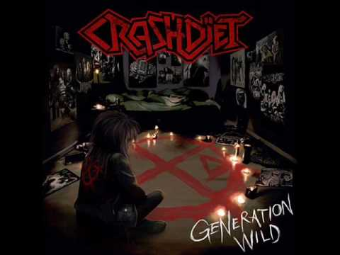 Crashdiet - Native Nature