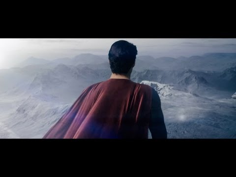 Man of Steel: Lanzan espectacular trailer de la nueva cinta de Superman (VIDEO)