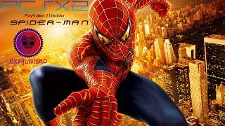 Spider-Man The Movie - PCSX2 (Test) Español