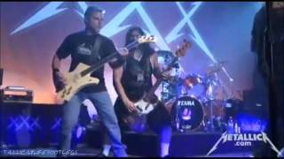 Metallica - Hit The Lights w/ Grant,Mustaine,McGovney [Live Fillmore December 10, 2011] HD